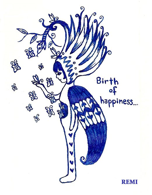Birth of Happiness