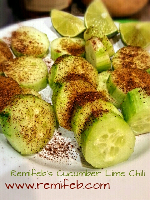Cucumber Lime Chili